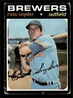 High # - Russ Snyder [GOOD]