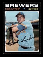 High # - Russ Snyder [EXMT]