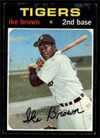 Ike Brown [VG EX]