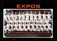 High # - Montreal Expos Team [NM+]