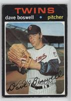 Dave Boswell [Good to VG‑EX]