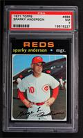 Sparky Anderson [PSA 7]