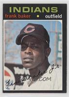 High # - Frank Baker