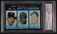 High # - Hal Haydel, Roger Moret, Wayne Twitchell [PSA 8 NM‑MT]