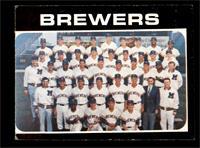 High # - Milwaukee Brewers Team [GOOD]