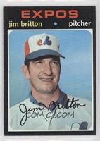 High # - Jim Britton