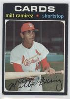 Milt Ramirez [Good to VG‑EX]