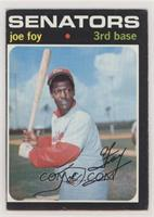 High # - Joe Foy
