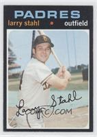 High # - Larry Stahl [Altered]
