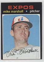 Mike Marshall (No Black Line under right eye)