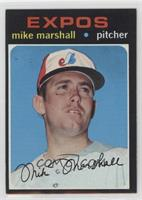 Mike Marshall (Black Line under Right Eye)