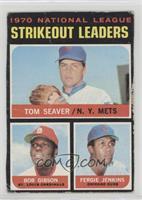 Tom Seaver, Bob Gibson, Fergie Jenkins [Poor]