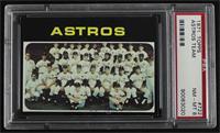 High # - Houston Astros Team [PSA8NM‑MT]