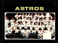 High # - Houston Astros Team [EX]
