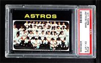 High # - Houston Astros Team [PSA6EX‑MT]
