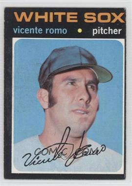 1971 Topps - [Base] #723 - Vicente Romo