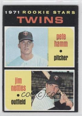 1971 Topps - [Base] #74 - Pete Hamm