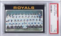 Kansas City Royals (KC Royals) Team [PSA7NM]