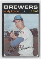 Andy Kosco [GoodtoVG‑EX]