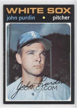 1971 Topps - [Base] #748 - John Purdin [GoodtoVG‑EX]