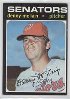 High # - Denny McLain