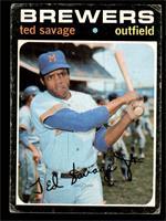 Ted Savage [VG]