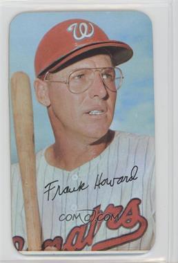 1971 Topps Super - [Base] #17 - Frank Howard