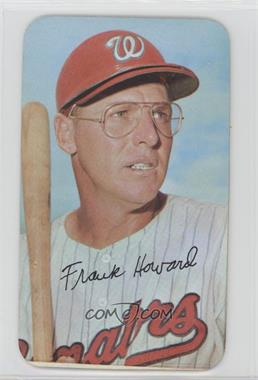 1971 Topps Super - [Base] #17 - Frank Howard