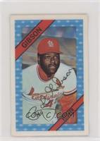 Bob Gibson (Career SO 2578)