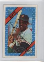 Willie Mays (Career RBI 1855) [Good to VG‑EX]