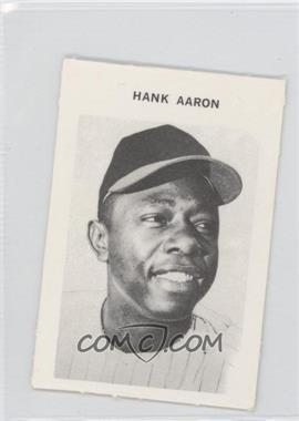 1972 Milton Bradley - [Base] #HAAR - Hank Aaron