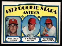 Bill Greif, J.R. Richard, Ray Busse [NM]
