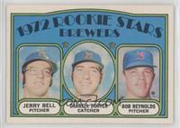 Jerry Bell, Darrell Porter, Bob Reynolds
