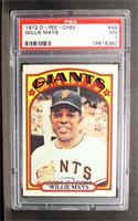 Willie Mays [PSA 7]