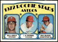 Rookie Stars Astros (Bill Greif, J.R. Richard, Ray Busse) [EX MT+]
