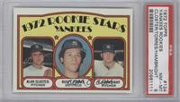 Rookie Stars Yankees (Al Closter, Rusty Torres, Roger Hambright) [PSA 8&nb…