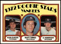 Rookie Stars Yankees (Al Closter, Rusty Torres, Roger Hambright) [NMMT]