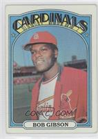 Bob Gibson [Noted]