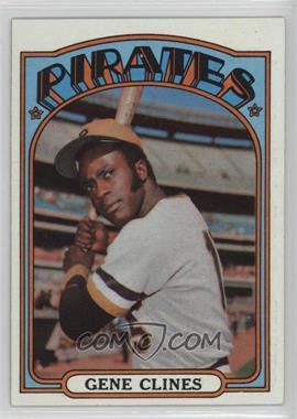 1972 Topps - [Base] #152 - Gene Clines