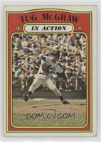 Tug McGraw (In Action) [Good to VG‑EX]