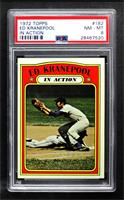 Ed Kranepool (In Action) [PSA 8 NM‑MT]