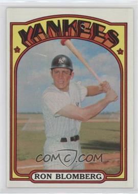 1972 Topps - [Base] #203 - Ron Blomberg