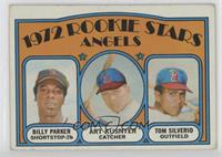 Rookie Stars Angels (Billy Parker, Art Kusnyer, Tom Silverio) [Goodto&nbs…