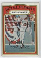 1971 N.L. Playoffs [GoodtoVG‑EX]