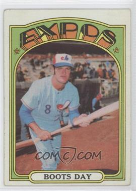 1972 Topps - [Base] #254 - Boots Day [GoodtoVG‑EX]