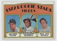 Rookie Stars Tigers (Jim Foor, Tim Hosley, Paul Jata) [Good to VG&#82…