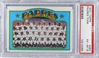 San Diego Padres Team [PSA6]