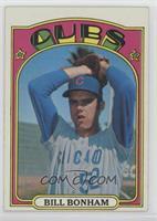 Bill Bonham (Green under C and S in Cubs)