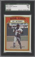 Hank Aaron (In Action) [SGC 84]