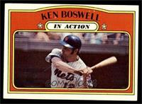 Ken Boswell (In Action) [EX]